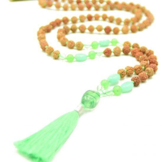 Green Spirit mala
