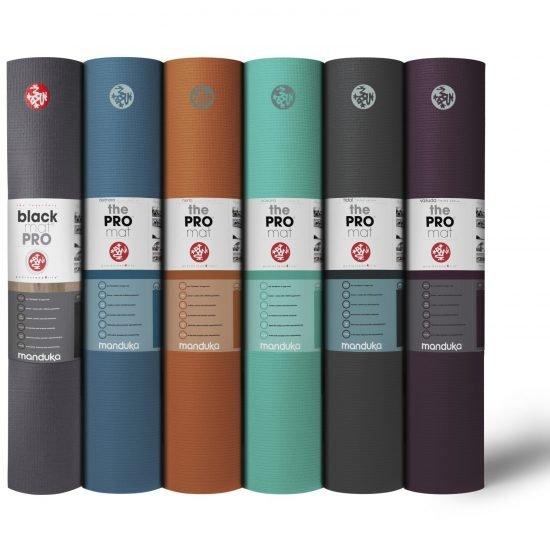 Yogamat Manduka Pro Collection