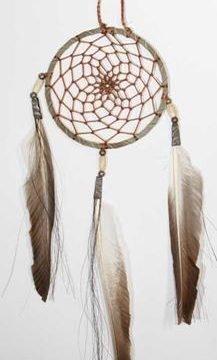 Dreamcatcher Hopi Navajo / 4 inch