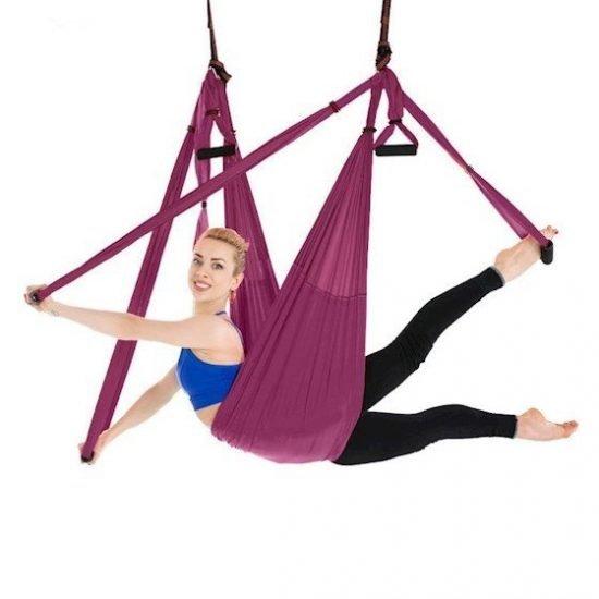Yoga Swing paars